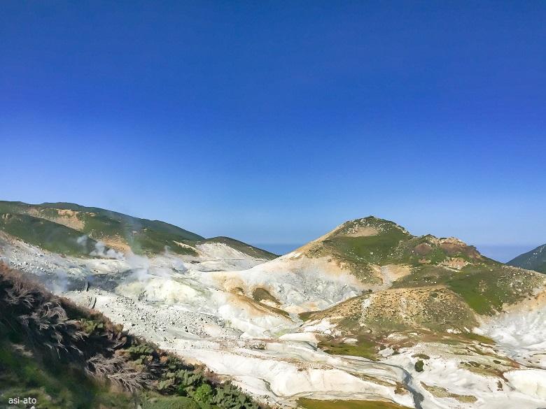 立山 地獄谷