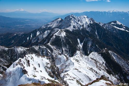 八ヶ岳 権現岳