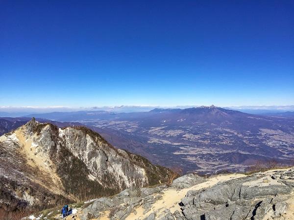 鳳凰山 八ヶ岳