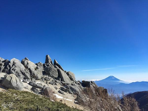 鳳凰山 薬師岳